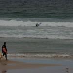 La plage de Manly / Manly's Beach